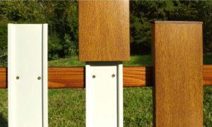 montáž, ploty bez natírání